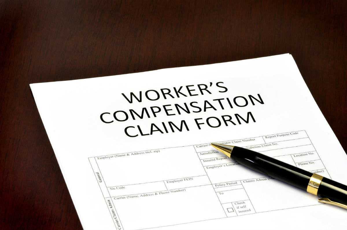 Will my job be at risk if I make a worker's compensation claim?