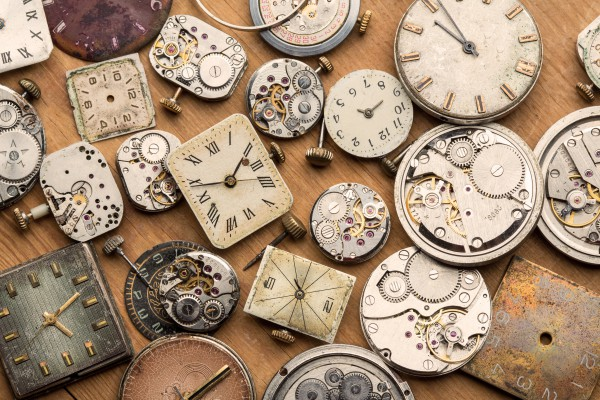 Who invented clocks and where did they begin?