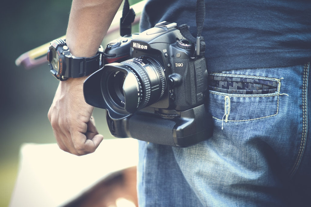 What to Do to Become a Famous Photographer