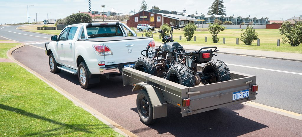 How to Alter Your Driving Style When Towing a Trailer?